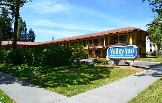 Valley Inn San Jose - Valley Inn Hotel Exterior