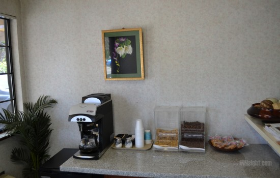 Valley Inn San Jose - Breakfast Bar